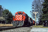 Photo 5232<br /> Canadian Pacific<br /> Afton, New York<br /> February 1991