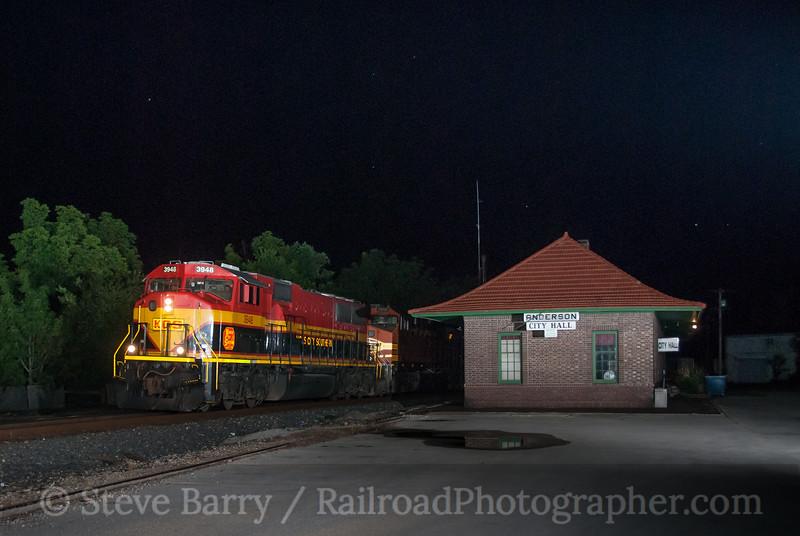 Photo 3177<br /> Kansas City Southern; Anderson, Missouri<br /> June 15, 2014
