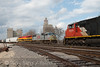 Photo 2022<br /> Canadian National and Kansas City Southern; Switch Tender, Jackson, Mississippi<br /> February 23, 2011