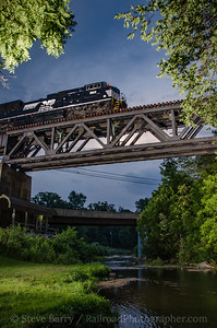 Photo 3439 Norfolk Southern; Luray, Virginia July 5, 2015