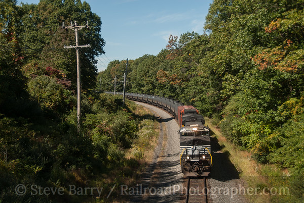 Photo 3216 Norfolk Southern; Jutland, New Jersey September 28, 2014