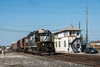 Photo 2889<br /> Norfolk Southern; Calumet Tower, East Chicago, Indiana<br /> April 17, 2012