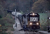 Photo 1184<br /> Norfolk Southern; Saluda Grade, Melrose, North Carolina<br /> November 2, 1995
