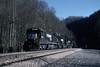 Photo 1209<br /> Norfolk Southern; Elkhorn, West Virginia<br /> February 18, 1995