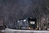 Photo 1208<br /> Norfolk Southern; Elkhorn, West Virginia<br /> February 18, 1995