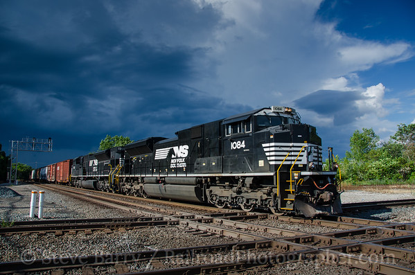 Photo 3913 Norfolk Southern; Marion, Ohio August 12, 2016