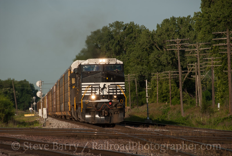 Photo 2348<br /> Norfolk Southern; Birmingham, Missouri<br /> June 13, 2012