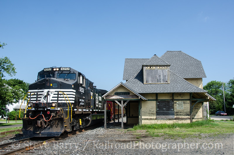 Photo 2729<br /> Norfolk Southern (on Conrail Shared Assets); Sewell, New Jersey<br /> June 20, 2013