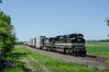 Photo 3421<br /> Norfolk Southern; Shamrock Station, Pennsylvania<br /> May 23, 2015