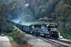 Photo 4696<br /> Norfolk Southern<br /> Melrose, North Carolina<br /> November 1995
