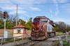 Photo 3995<br /> Norfolk Southern (on Strasburg); Cherry Hill, Paradise, Pennsylvania<br /> November 6, 2016