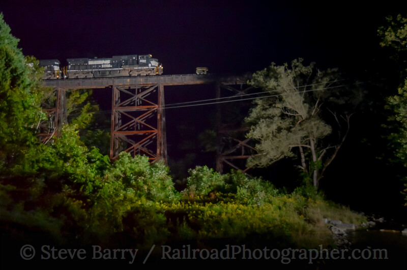 Photo 2436<br /> Norfolk Southern (on D&H); Harpursville, New York<br /> August 31, 2012