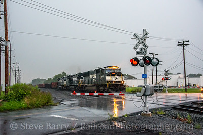 Photo 5134<br /> Norfolk Southern<br /> Cleona, Pennsylvania<br /> August 7, 2018