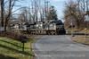 Photo 2557<br /> Norfolk Southern; Blandon, Pennsylvania<br /> January 19, 2013