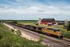 Photo 2374<br /> Union Pacific; Geneva, Illinois<br /> June 17, 2012
