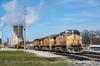 Photo 3738<br /> Union Pacific; Michigan City, Indiana<br /> April 11, 2016