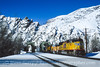 Photo 4193<br /> Union Pacific; Morgan, Utah<br /> February 2004