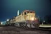 Photo 1826<br /> Union Pacific; Muskogee, Oklahoma, U.S.A.<br /> April 8, 1993