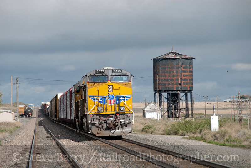 Photo 1884<br /> Union Pacific; Minidoka, Idaho<br /> May 22, 2010