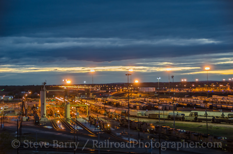 Photo 3412<br /> Union Pacific; Bailey Yard, North Platte, Nebraska<br /> May 20, 2015