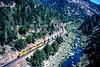 Union Pacific; Pulga CA; 7/20/92