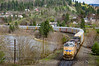 Photo 3714<br /> Union Pacific; Mosier, Oregon<br /> March 21, 2016