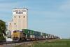 Photo 2402<br /> Union Pacific; Clarence, Iowa<br /> June 17, 2012