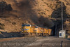 Photo 4345<br /> Union Pacific<br /> Cliff, Bealville, California<br /> September 25, 2017