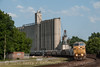 Photo 2351<br /> Union Pacific; Don Ball Curve, Lawrence, Kansas<br /> June 13, 2012