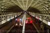 Photo 2482<br /> Washington Metropolitan Transit Authority; Gallery Place, Washington, D.C.<br /> October 25, 2012