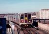 Photo 2851<br /> Washington Metrorail; Alexandria, Virginia<br /> February 1990