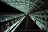 Photo 0314<br /> Metro; Gallery Place, Washington, D.C.<br /> February 1990