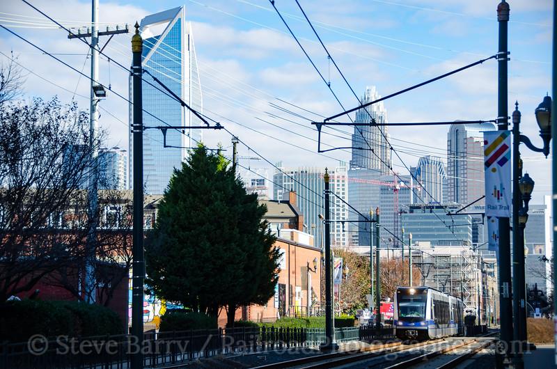 Photo 4018<br /> Lynx; Bland Station, Charlotte, North Carolina<br /> December 11, 2016