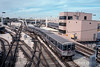 Photo 2046<br /> Chicago Transit Authority; Howard Street, Skokie, Illinois<br /> October 22, 1995