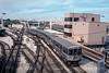 Photo 2046<br /> Chicago Transit Authority; Howard Street, Skokie, Illinois<br /> October 22, 1995