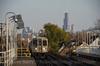 Photo 2481<br /> Chicago Transit Authority; California Street, Chicago, Illinois<br /> October 24, 2012