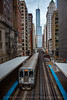 Photo 5244<br /> Chicago Transit Authority<br /> Adams/Wabash, Chicago, Illinois<br /> September 29, 2018