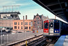 Photo 2065<br /> Chicago Transit Authority; Addison Street, Chicago, Illinois<br /> October 22, 1995
