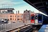 Photo 2065<br /> Chicago Transit Authority; Addison Street, Chicago, Illinois<br /> October 22, 1995