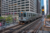Photo 5246<br /> Chicago Transit Authority<br /> Clark/Lake, Chicago, Illinois<br /> September 29, 2018