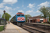 Photo 3141<br /> Metra; Brookfield, Illinois<br /> May 18, 2014