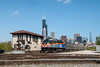 Photo 2886<br /> Metra; 16th Street, Chicago, Illinois<br /> April 17, 2012