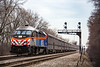 Photo 4638<br /> Metra<br /> Robbins, Illinois<br /> April 13, 2018