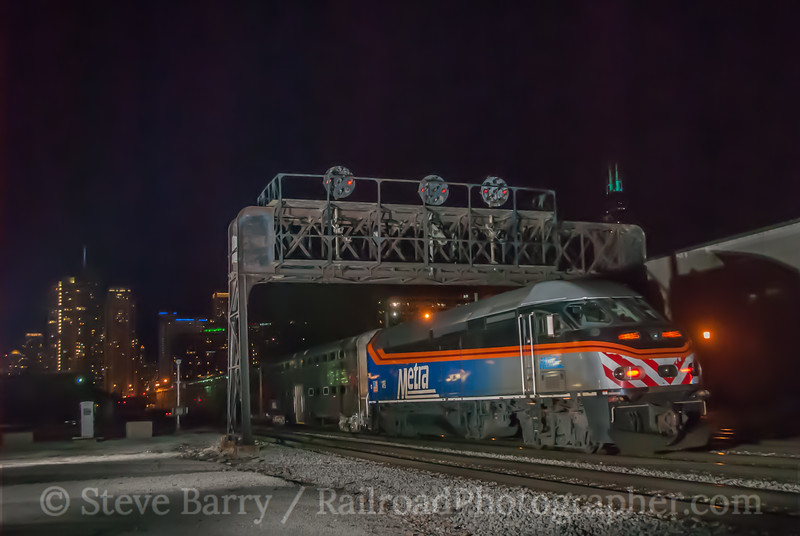 Photo 3142<br /> Metra; Racine Avenue, Chicago, Illinois