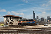 Photo 2055<br /> Metra; 16th Street, Chicago, Illinois<br /> April 17, 2011