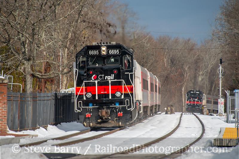 Photo 5383<br /> Hartford Line<br /> Windsor, Connecticut<br /> November 17, 2018