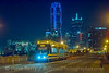 Photo 5258<br /> Dallas Streetcar (DART)<br /> Houston Street Viaduct, Dallas, Texas<br /> October 5, 2018