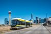 Photo 5279<br /> Dallas Streetcar<br /> Houston Street Viaduct, Dallas, Texas<br /> October 10, 2018