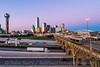 Photo 5284<br /> Dallas Streetcar<br /> Houston Street Viaduct, Dallas, Texas<br /> October 10, 2018