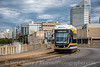 Photo 5291<br /> Dallas Streetcar<br /> Houston Street Viaduct, Dallas, Texas<br /> October 12, 2018
